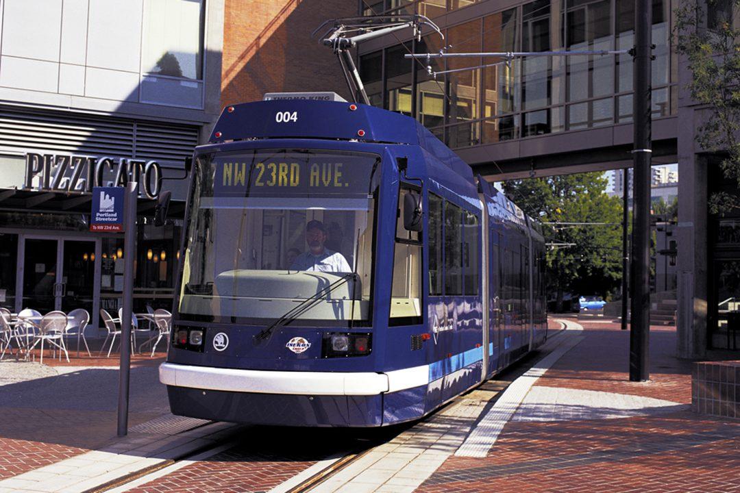 Portland Trolley